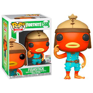 Figura Pop Fortnite: Fishstick