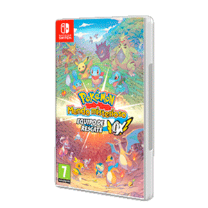 Pokémon Mundo Misterioso - Equipo de Rescate DX