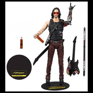 Figura de Acción Cyberpunk 2077: Johnny 18 cm