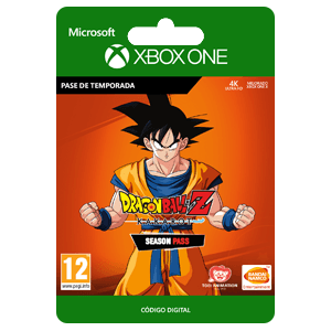 Dragon Ball Z Kakarot Season Pass XONE