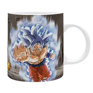 Taza Dragon Ball Super: Goku/Vegeta 320ml