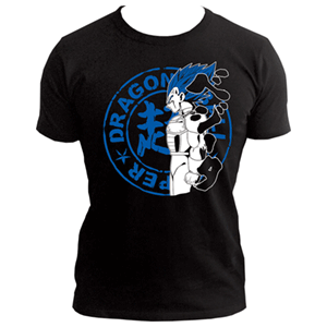 Camiseta Dragon Ball Super: Vegeta Talla S