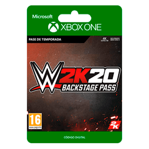 WWE 2K20 Backstage Pass XONE