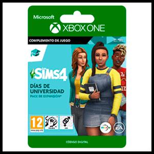 The Sims 4: Días de Universidad XONE