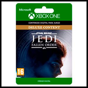 STAR WARS Jedi Fallen Order - Deluxe Upgrade XONE