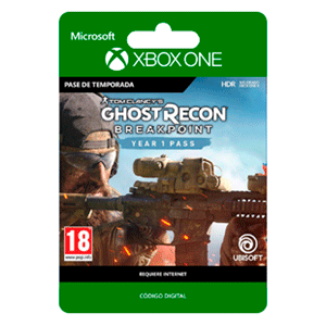 Tom Clancy's Ghost Recon Breakpoint - Year 1 Pass XONE