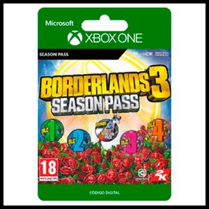 Borderlands 3 - Season Pass XONE