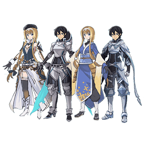 Sword Art Online Alicization Lycoris - DLC 4 trajes PS4