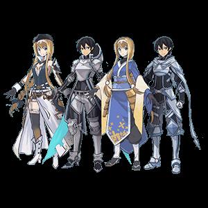 Sword Art Online Alicization Lycoris - DLC 4 trajes XONE
