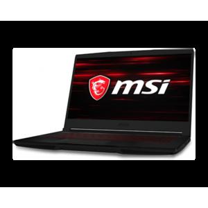 MSI GF63 9S7-651XES - i7-9750H - GTX 1650 4GB MAX-Q - 16GB - 512GB SSD - 15,6'' FHD - FreeDOS - Portátil Gaming