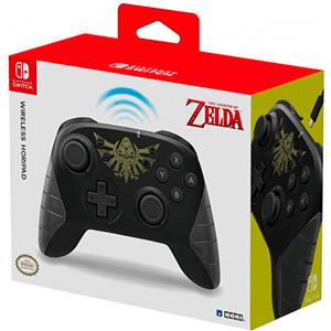 Controller Bluetooth Hori Zelda v2 -Licencia oficial-