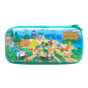 Funda Hori Vault Case Animal Crossing -Licencia oficial-
