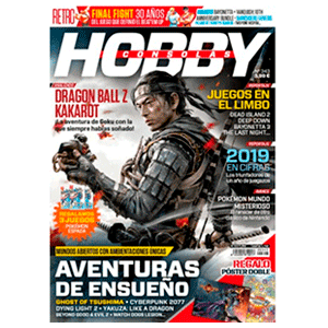 Hobby Consolas nº 343