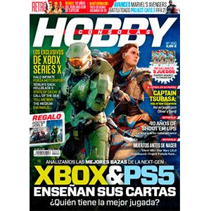 Hobby Consolas nº 350