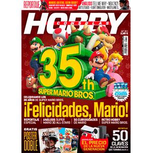 Hobby Consolas nº 351