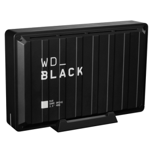 WD_Black D10 Game Drive 8TB - Disco Duro Externo