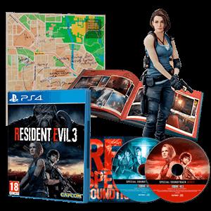 Resident Evil 3 Remake - Edición Coleccionista