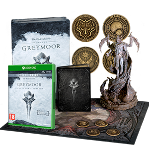 The Elder Scrolls Online Greymoor Collector's Upgrade