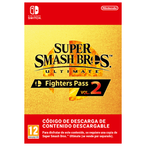 Super Smash Bros Ultimate - Fighters Pass 2 NSW