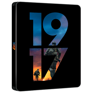 1917 - Edición Steelbook