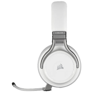CORSAIR Virtuoso Wireless Blanco - 7.1 PC-PS4-PS5 - 3.5mm - XBOX-SWITCH-MOVIL - Auriculares Gaming Inalámbricos