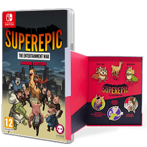 Superepic: The Entertainment War Collector Edition