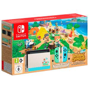 Nintendo Switch Ed. Animal Crossing: New Horizons