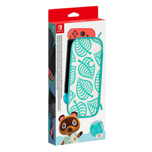 Switch Set (Funda + Protector LCD) Edición Animal Crossing New Horizons