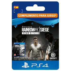 Tom Clancy's Rainbow Six Siege Year 5 Pass PS4