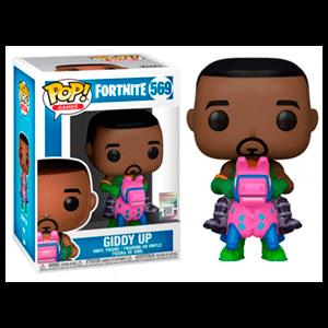 Figura Pop Fortnite S4: Giddy Up