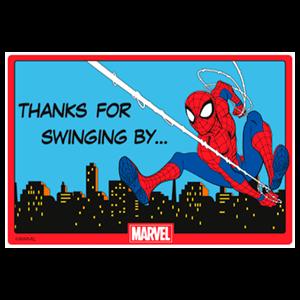 Felpudo Spider-Man (REACONDICIONADO)