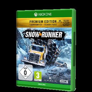 SnowRunner Premium