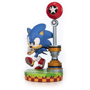 Estatua Sonic The Hedgehog PVC 28 cm
