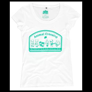 Camiseta Mujer Animal Crossing Talla S