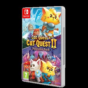Cat Quest + Cat Quest 2 Pawsome Pack