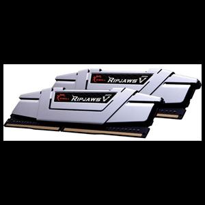 G.SKILL RIPJAWS V Plata DDR4 16GB (2x8GB) 2400Mhz CL15 - Memoria RAM