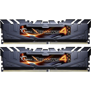 G.SKILL RIPJAWS IV Negro DDR4 16GB (2x8GB) 3000Mhz CL15 - Memoria RAM