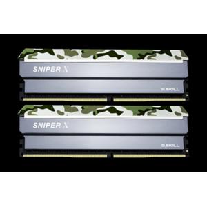 G.SKILL SNIPER X Classic Camo DDR4 32GB (2x16GB) 3200Mhz CL16 - Memoria RAM