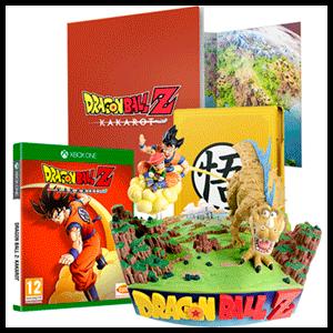 Dragon Ball Z: Kakarot Collector Edition (REACONDICIONADO)