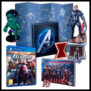 Marvel´s Avengers Edición Más Poderosa de la Tierra