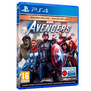 Marvel´s Avengers Edición Deluxe