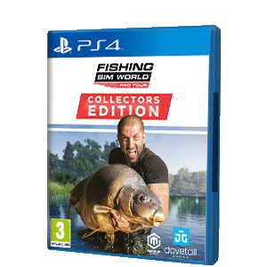 Fishing Sim World Pro Tour - Collectors Edition