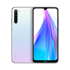 "Xiaomi Redmi Note 8T 6,3"" 3GB+32GB 48+8+2+2Mpx Blanco"