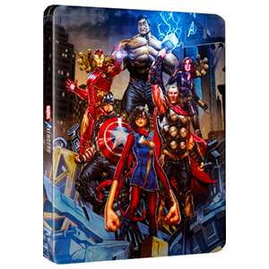 Marvel's Avengers - Steelbook