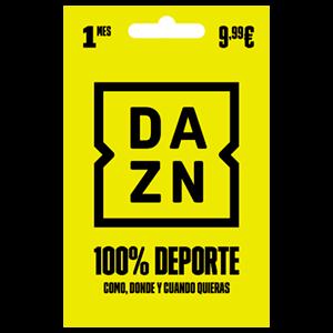 Pin DAZN 1 mes