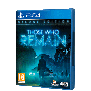 Those Who Remain Deluxe Edition