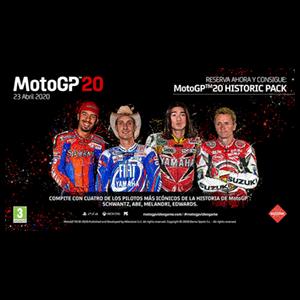 MotoGP20 - DLC Historic Pack XONE