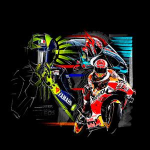 MotoGP20 - póster