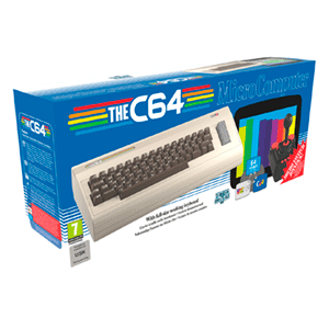 The C64 (REACONDICIONADO)