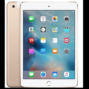 iPad Mini 4 4G 16Gb Dorado